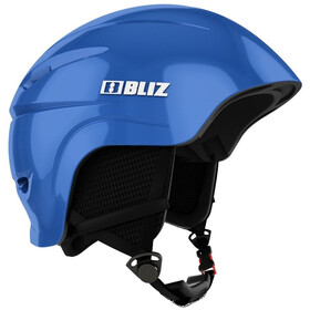 Bliz Rocket Casco Niños, shiny blue